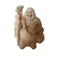 Buddha 15cm Laughing / Happy Standing