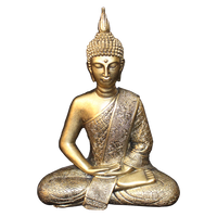 Thai Style Buddha Statue 29cm - Soul Array - South Africa