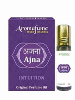 Aromafume 7 Chakra - Roll On Perfume Oil - Ajna Third Eye - NEW**
