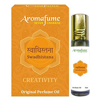 Aromafume 7 Chakra - Roll On Perfume Oil - Swadhistana Sacral - NEW**
