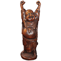 Buddha 47cm Laughing / Happy Standing - Soul Array - South Africa