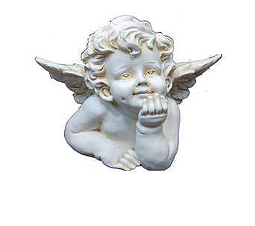 Cherub 21 cm (Baby Angel) - Soul Array - South Africa