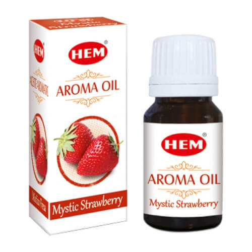 Mystic Strawberry - Aroma Oil - 10 ml