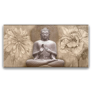 Natural Buddha - Wall Art
