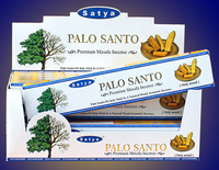 Satya - Palo Santo Incense - Soul Array - South Africa