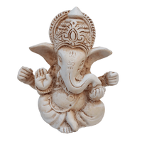 Ganesha 6.5cm Sitting - Soul Array - South Africa