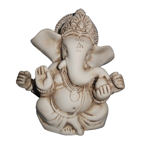 Ganesha 9cm Sitting - Soul Array - South Africa