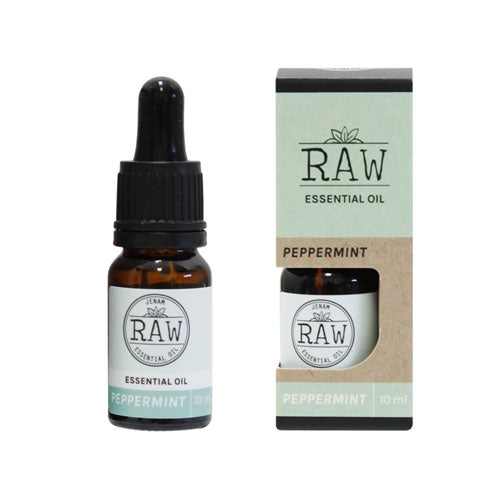 Peppermint 10ml Essential Oil - RAW