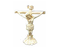 Jesus on Cross 19cm - Soul Array - South Africa