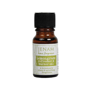 Lemongrass 10ml Fragrance Oil - Jenam