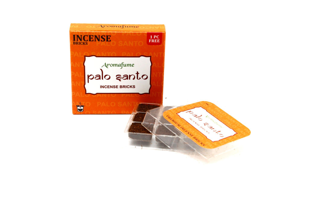Palo Santo - Exotic Incense Bricks