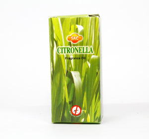 Citronella Oil Bottle - SAC