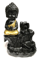 * Monk Backflow Incense Burner - NEW