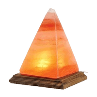 Himalayan Salt Lamp Pyramid - Soul Array - South Africa