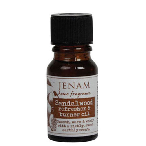 Sandalwood 10ml Fragrance Oil - Jenam
