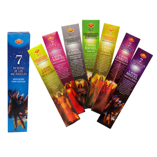 Seven Arch Angels Incense - Multi Fragrance - Soul Array - South Africa