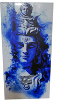 Shiva Blue - Wall Art