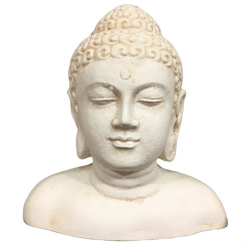 Thai Style Buddha Head / Bust - Soul Array - South Africa