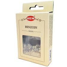 * HEM Benzoin Resin - NEW