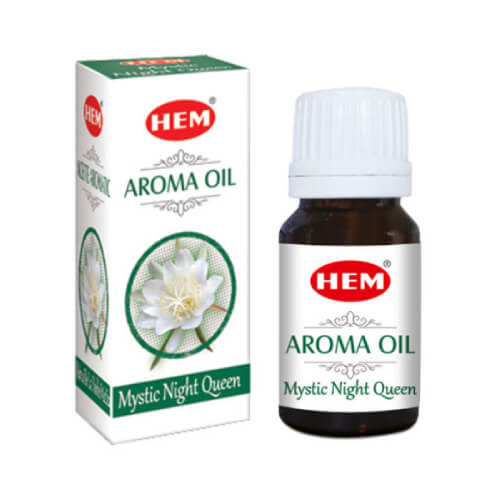 Mystic Night Queen - Aroma Oil - 10 ml