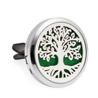 **Tree of Life - Car Diffuser Perfume Locket