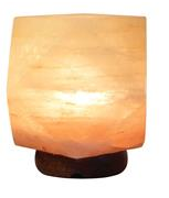 Himalayan Salt Lamp - Diamond Shaped