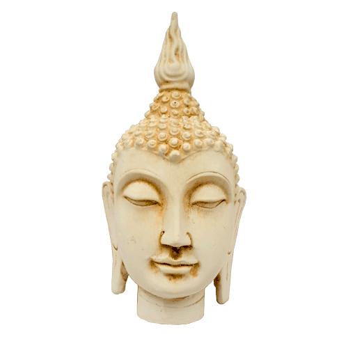 Thai Style Buddha Head Small 14cm - Soul Array - South Africa