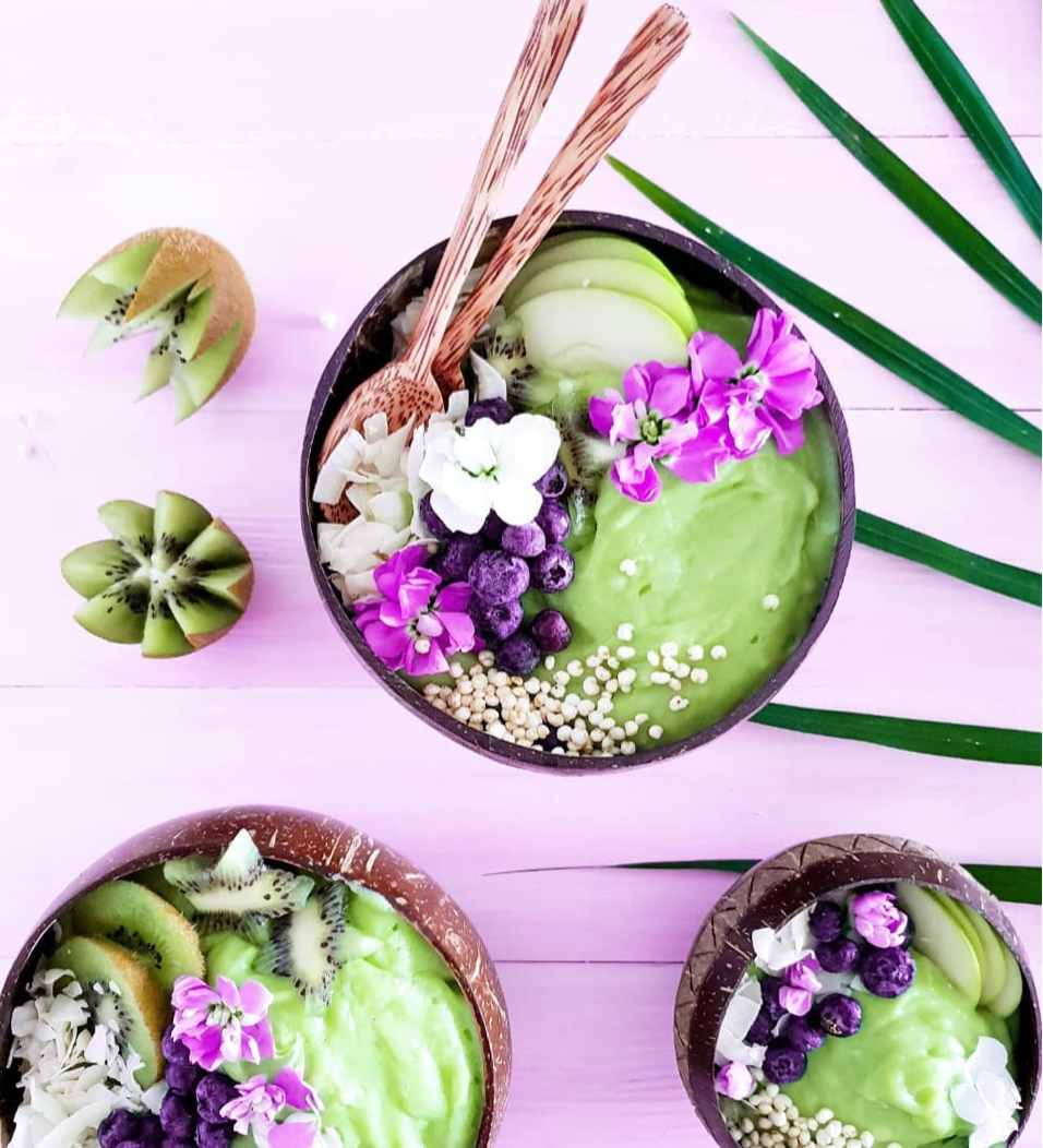 Matcha And Wildbag Organic Vegan Vanilla Protein Ice Cream