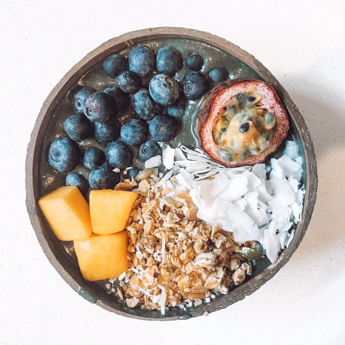 Wildbag Vegan Superfood Vanilla and Acai Ultimate Babe Smoothie Bowl
