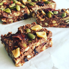 Wildbag Rocky Road Protein Slab