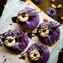 Wildbag superfood protein cookie dough donuts
