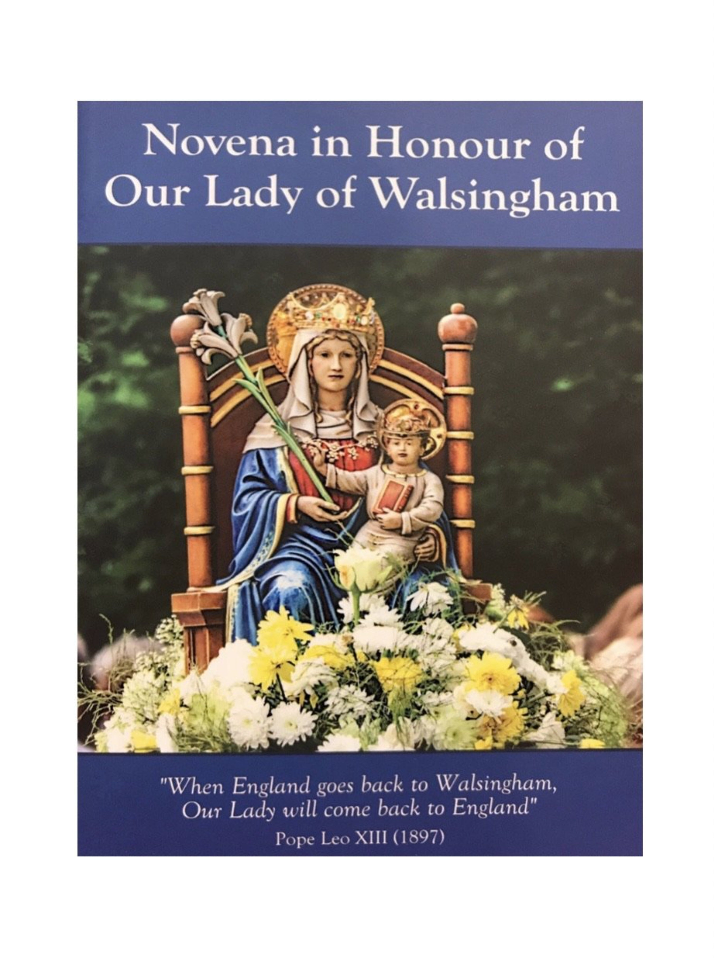 Novena in Honour of Our Lady of Walsingham Bundle