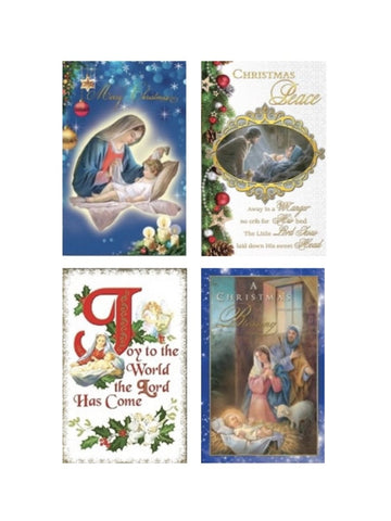 Packets Of Christmas Cards