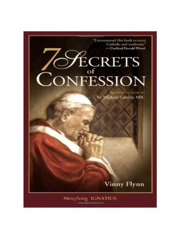 Seven Secrets Of Confession