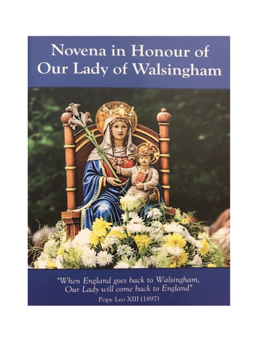Novena in Honour of Our Lady of Walsingham