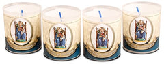 Pack of 4 Walsingham Candles