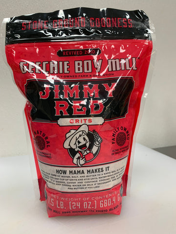 Geechie Boy Mill Jimmy Red Grits