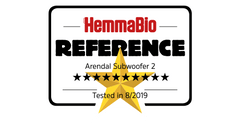 ARENDAL SOUND 1723 SUBWOOFER 2 REVIEW - HEMMABIO