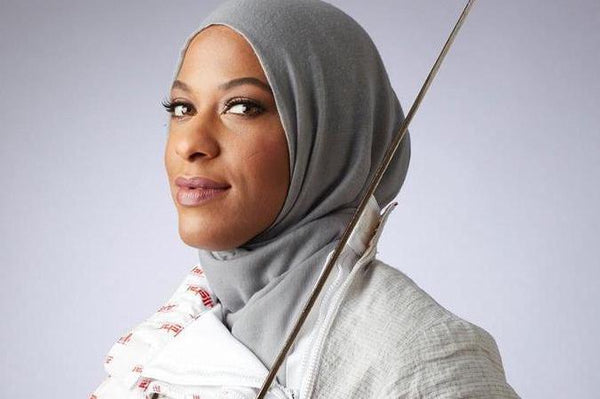 Go For Gold! Why We're Cheering For Ibtihaj Muhammad