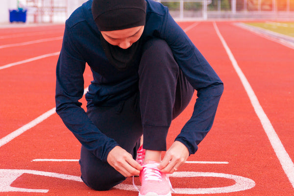 Step Outside Your Comfort Zone: Run Like a Hijabi!