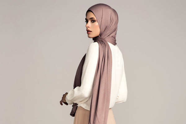 Lookbook: Premium Jersey Hijab Wraps