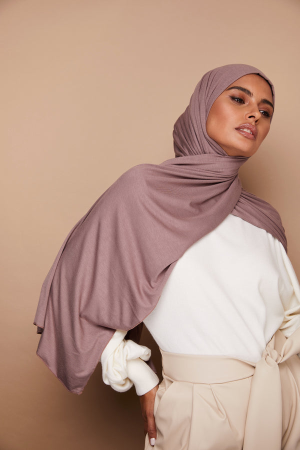 Sphinx Jersey Hijab | VOILE CHIC | Jersey Hijab
