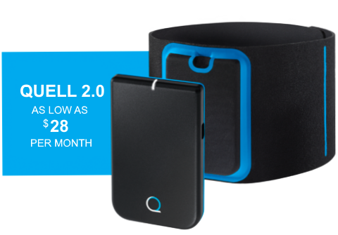 Quell 2.0 Pain Relief Technology