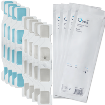 Quell Electrodes - Combo Bundle:  Get 4 Packs for the Price of 3
