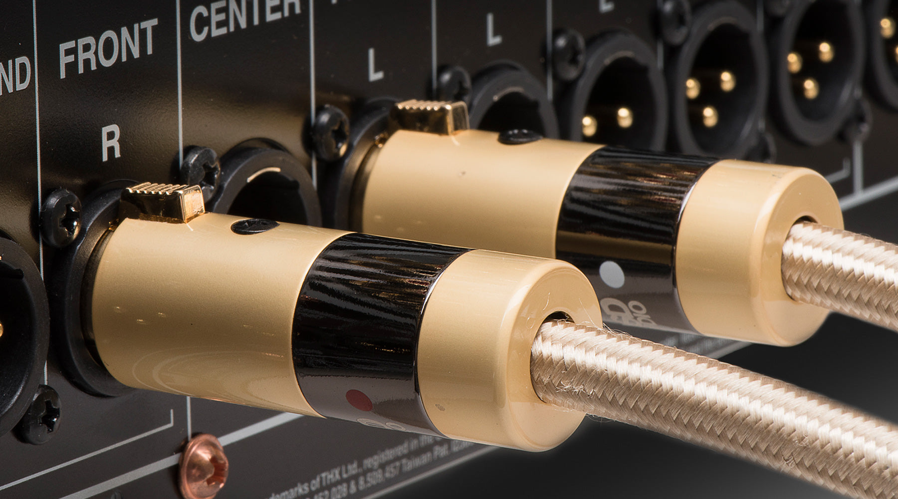 L-Sound presents OSD Audio's Aurum high quality cables