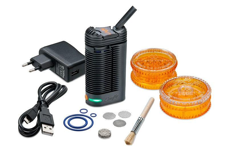 Crafty Vaporizer - Still One Of The Best Portable Herb Vapes For Sale
