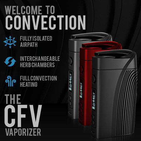 boundless cfv convection vaporizer for sale
