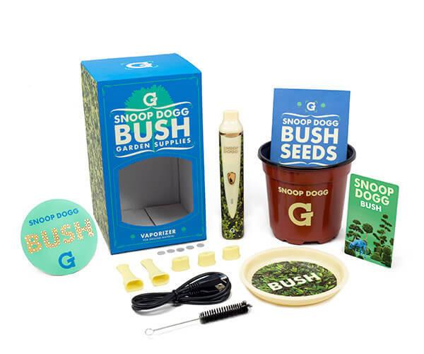 Snoop Dogg G Pro Bush Edition , Dry Herb - Grenco Science, WeedShop  - 3