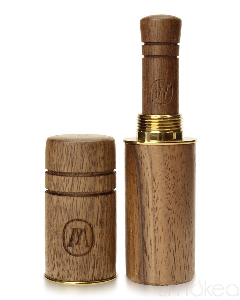 Marley Natural Small Wood Holder - Vaporizer Vendor