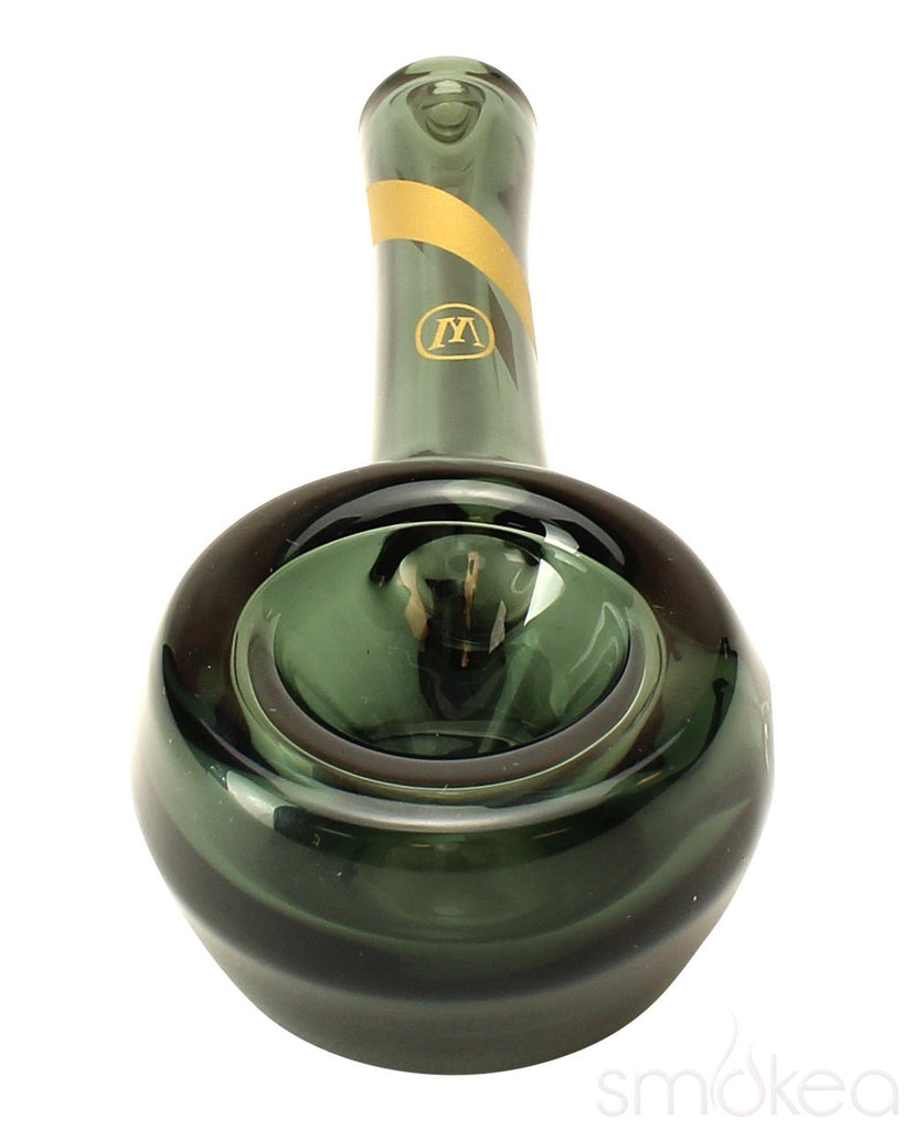 Marley Natural Smoked Glass Spoon Pipe - Vaporizer Vendor
